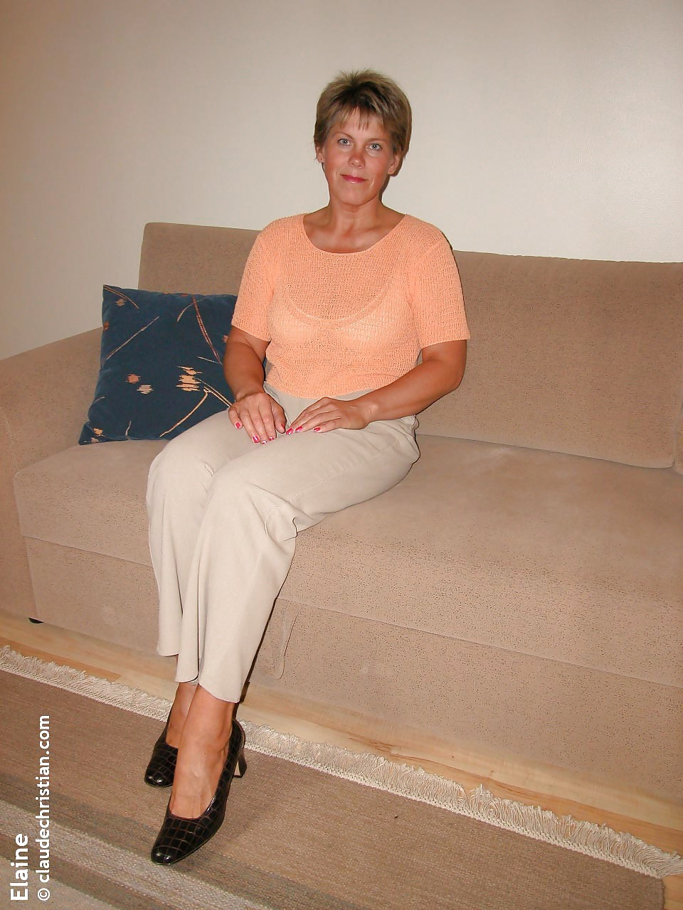 wife tied up Amateur mature