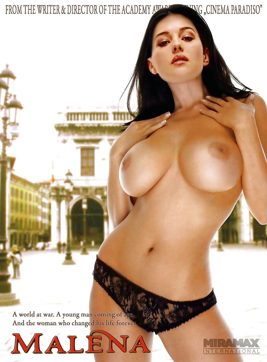 Моника белуччи грудастая голая эротика сотовый фото
