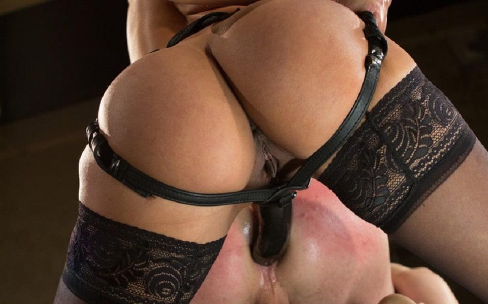 Секс мужчина в чулках — img 5