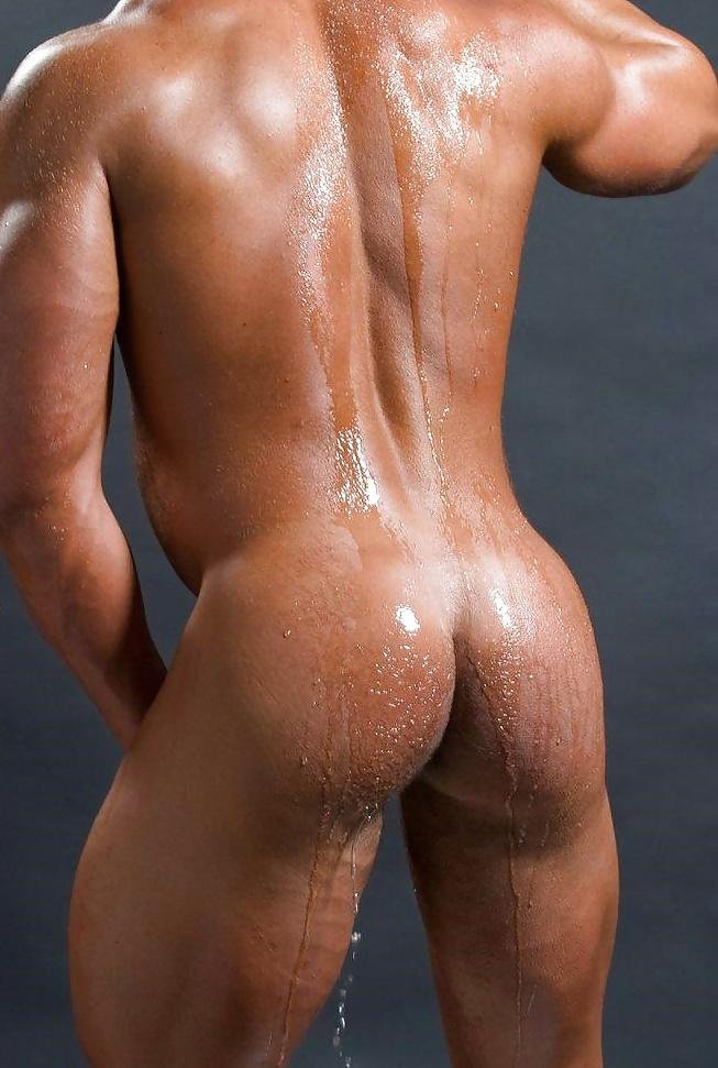 голые сексуальные мужские попки