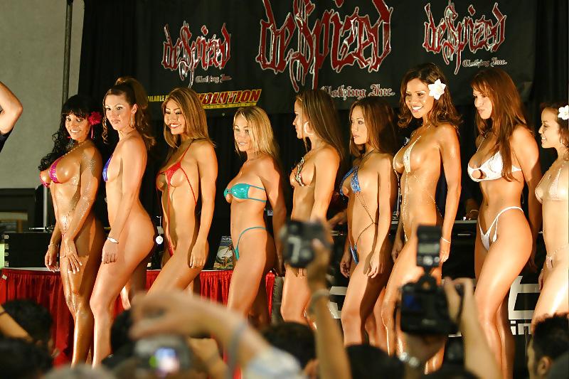 tiniest Bikini contest