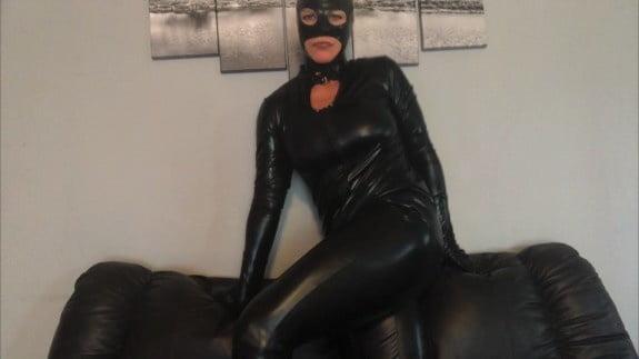 Latex catsuit pornhub