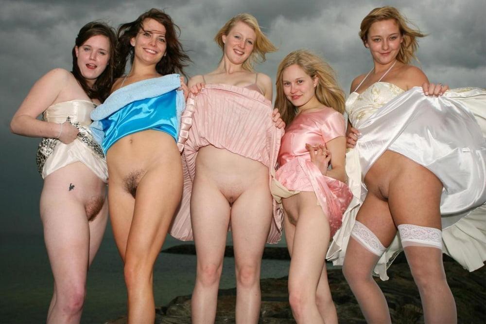 Girl groups naked GROUP SEX