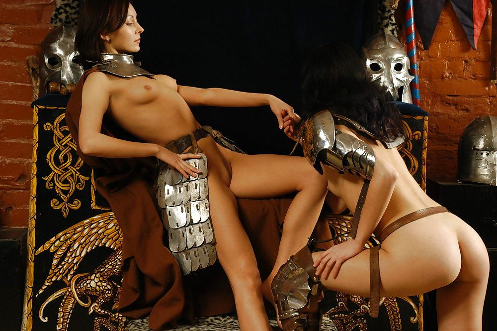эротика в средневековом антураже - 2