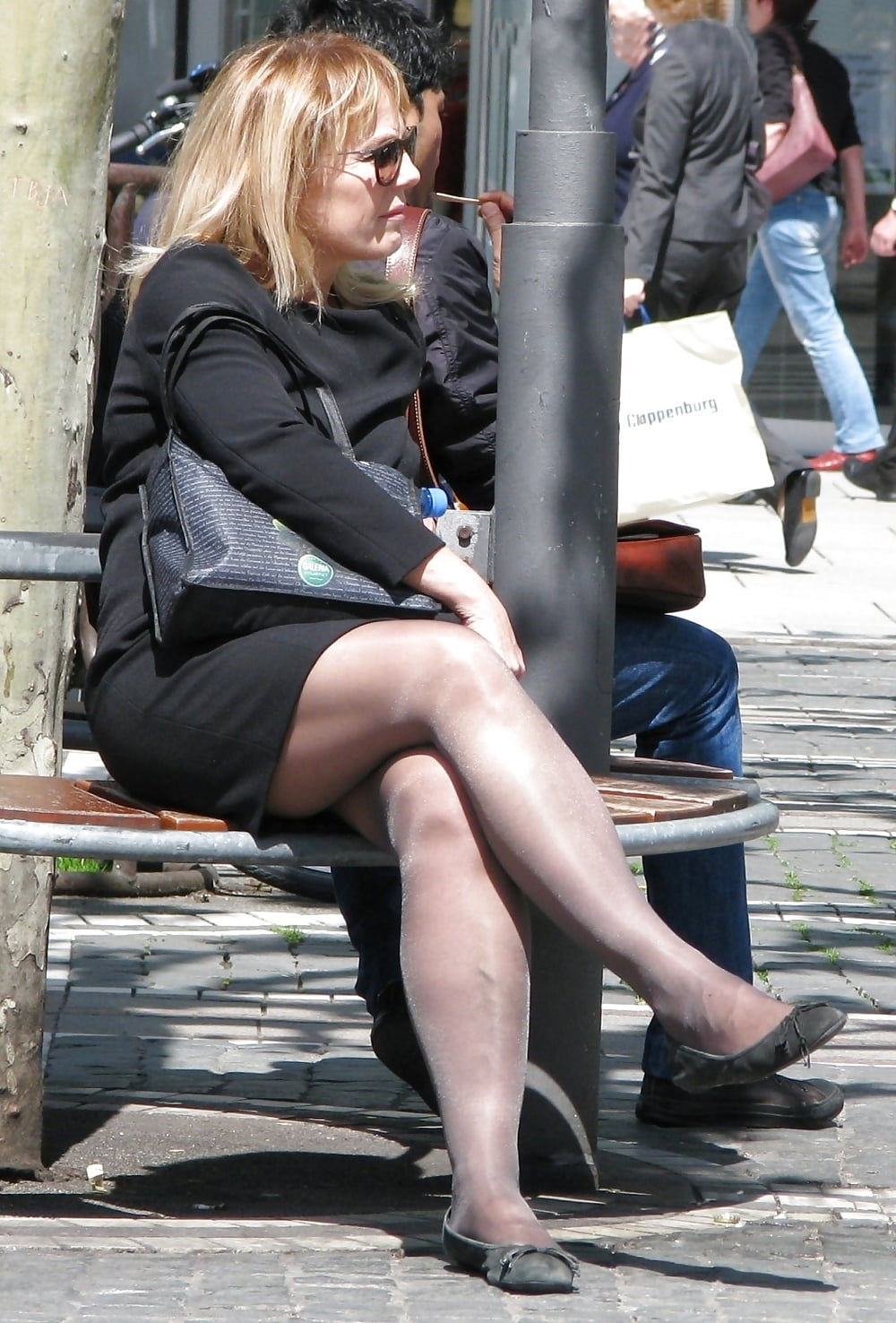 candid street pantyhose tights pics xhamster com
