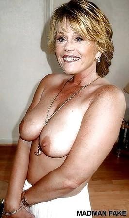 Porno jane fonda Exposed Celebrities