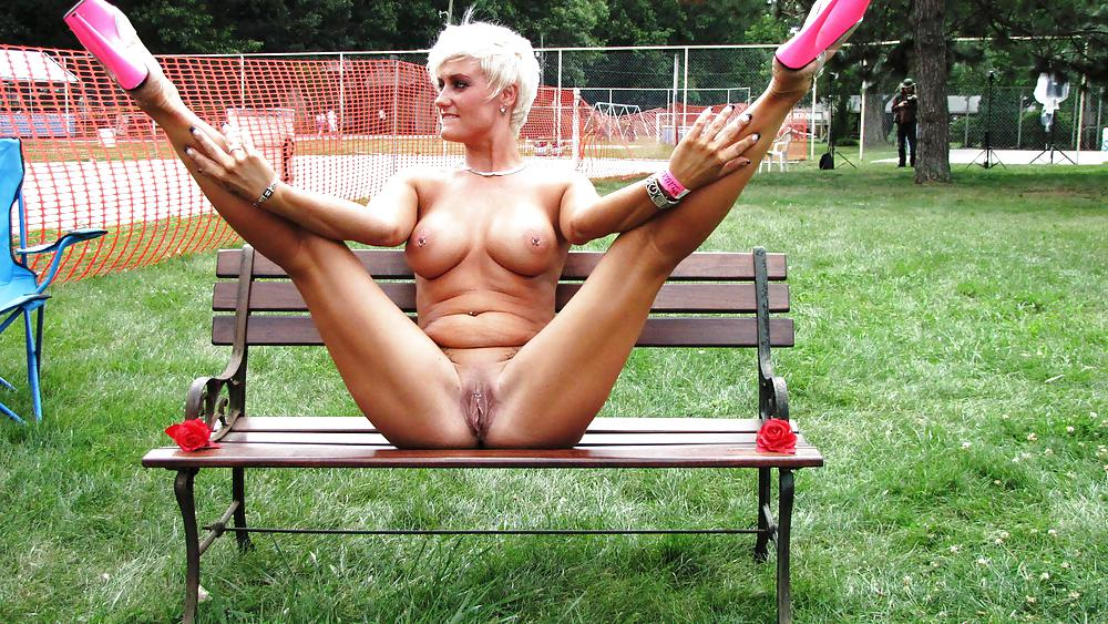 Dick flashing grandma pics