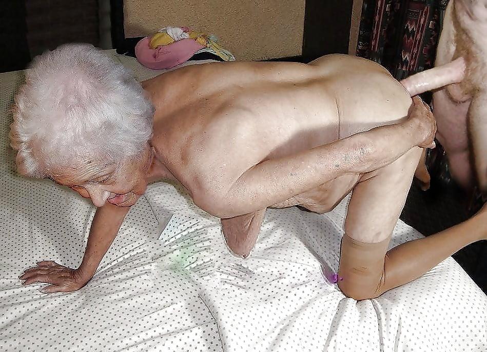 Oma granny sex 6