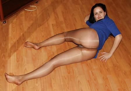 Pantyhose Teasing