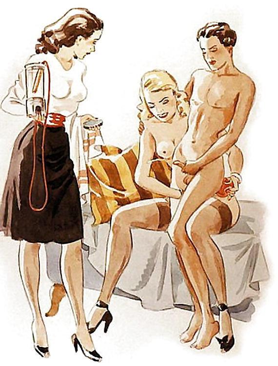 erotic-femdom-art-school-girls
