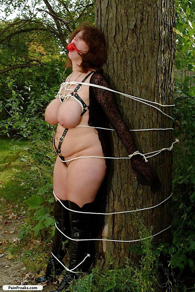 Фото бондаж толстых женщин — img 5