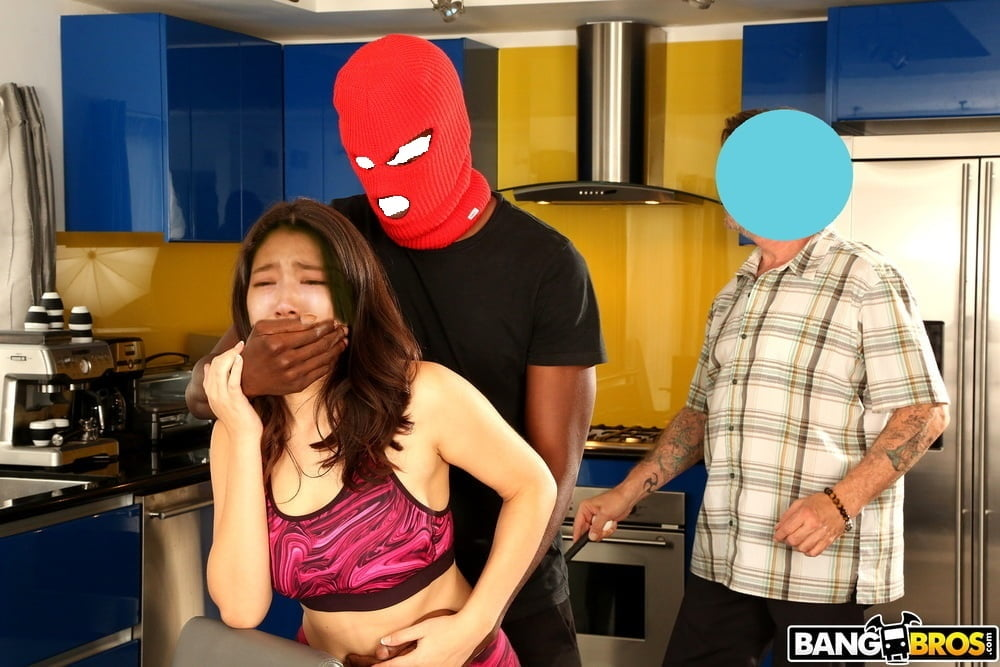 Xnxx in kitchen