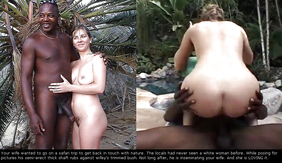 amateur wife interracial vacation