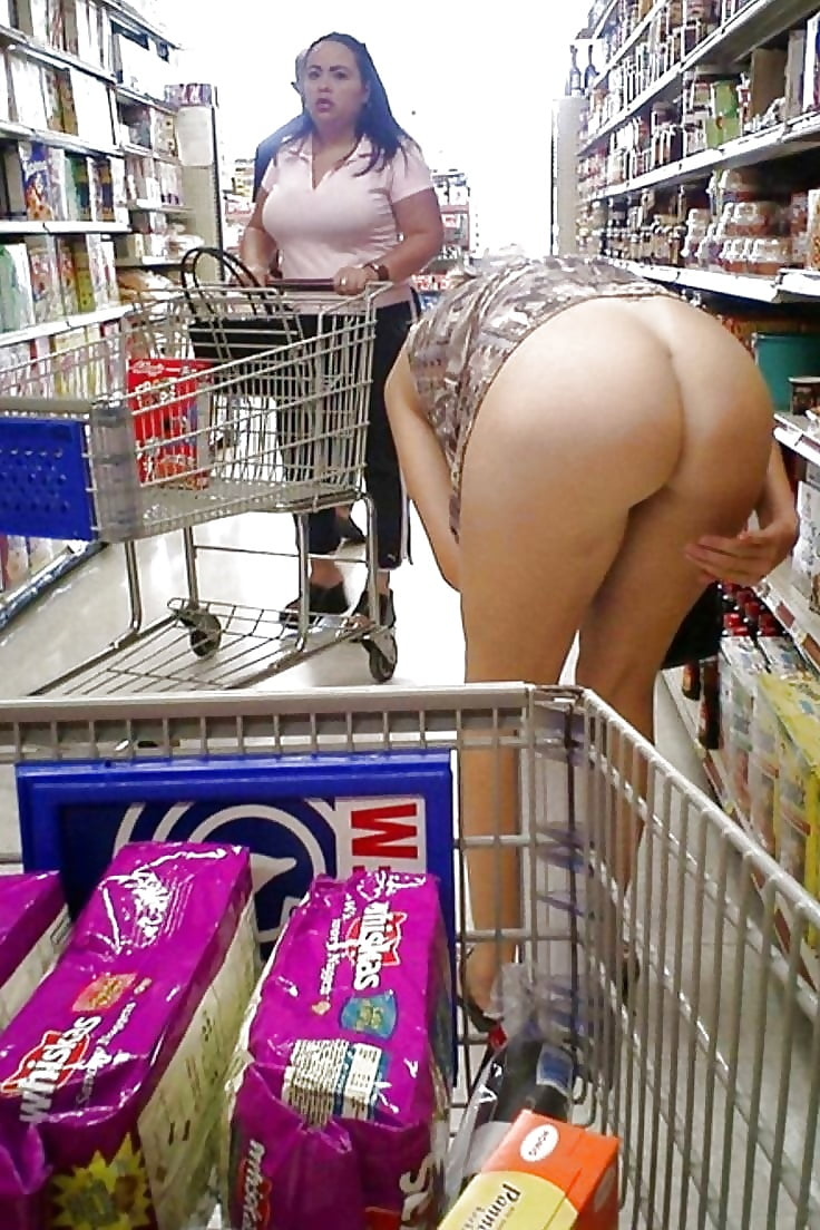 Milf gets fucked at grocery store