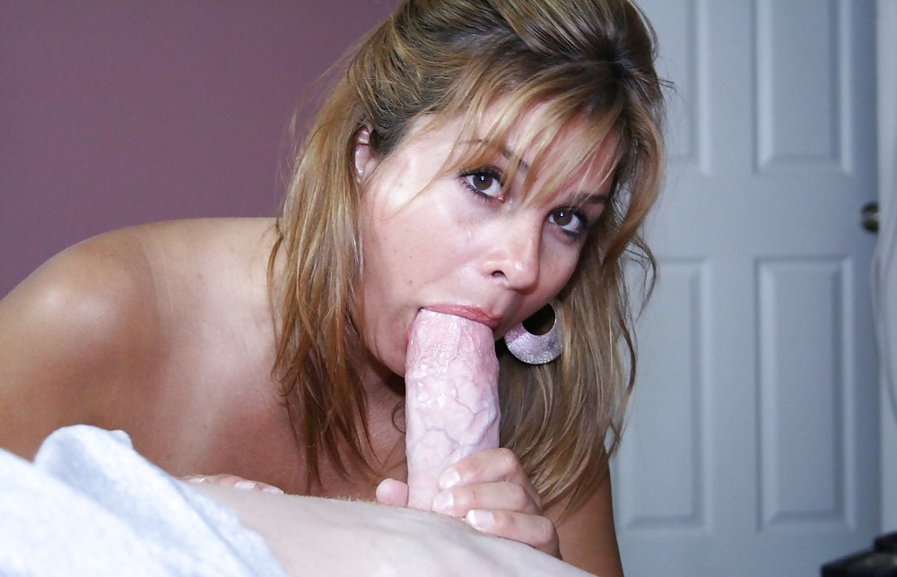 Curvy coed brianna stars is on her knees for a pov blowjob