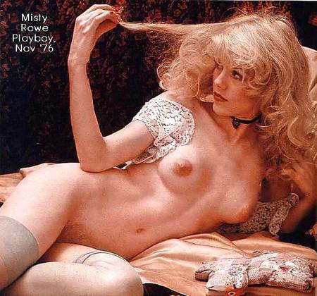 Nackt Misty Rowe  Misty Rowe