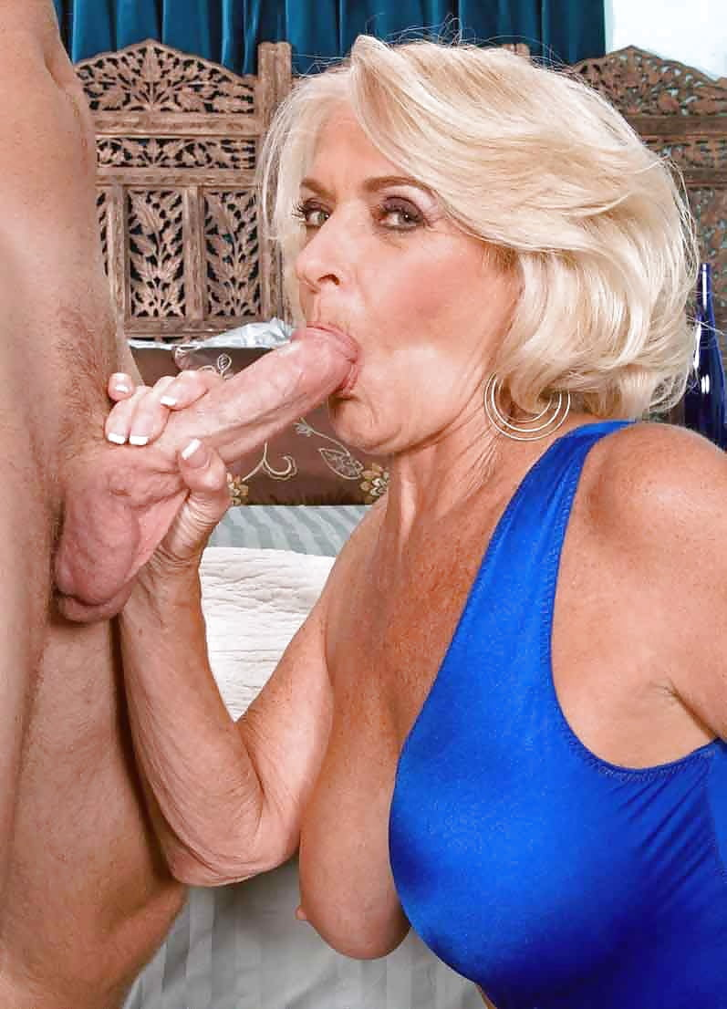 Fat mature milf georgette parks with saggy tits