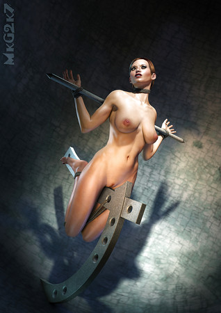 mk grr creates some of the most realistic  d bdsm artworks