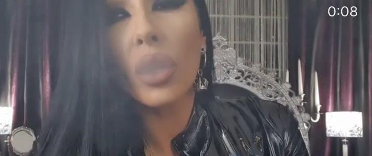 Mistress Kennya Smoking BDSM - 66 Pics | xHamster