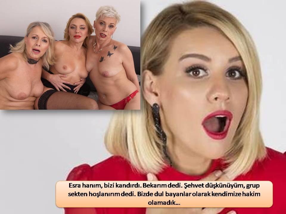 Turkish Captions 2 - 227 Pics