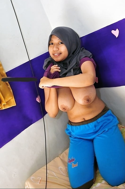 Pin di malay ass jilbab