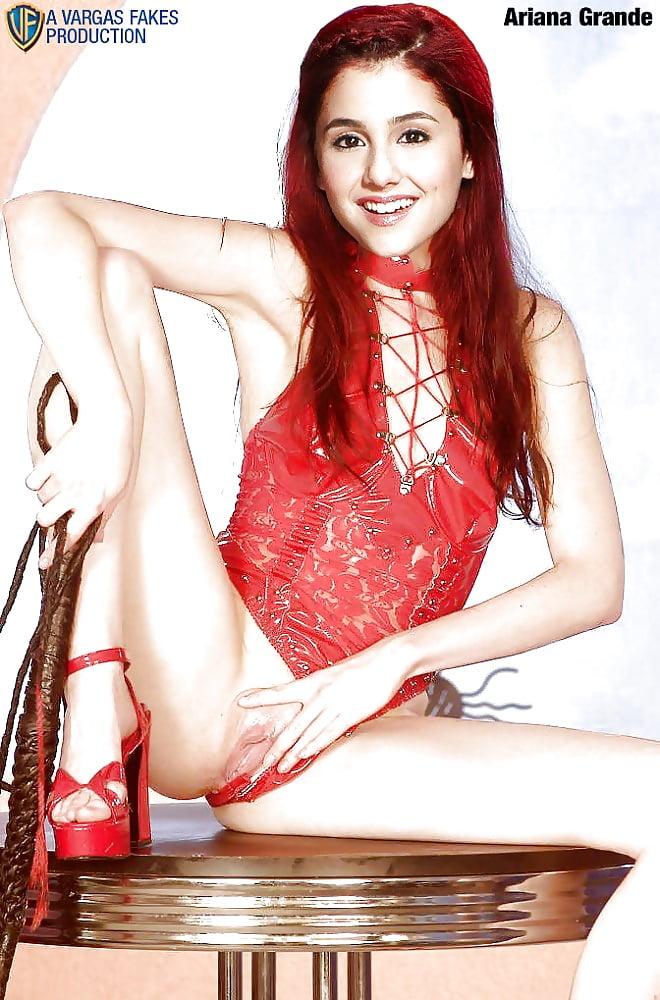 Ariana grande naked porn-7796