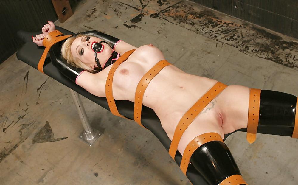 Ramona self gag and bondage