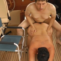 Annadevot Boat Special: Hosed And Licked