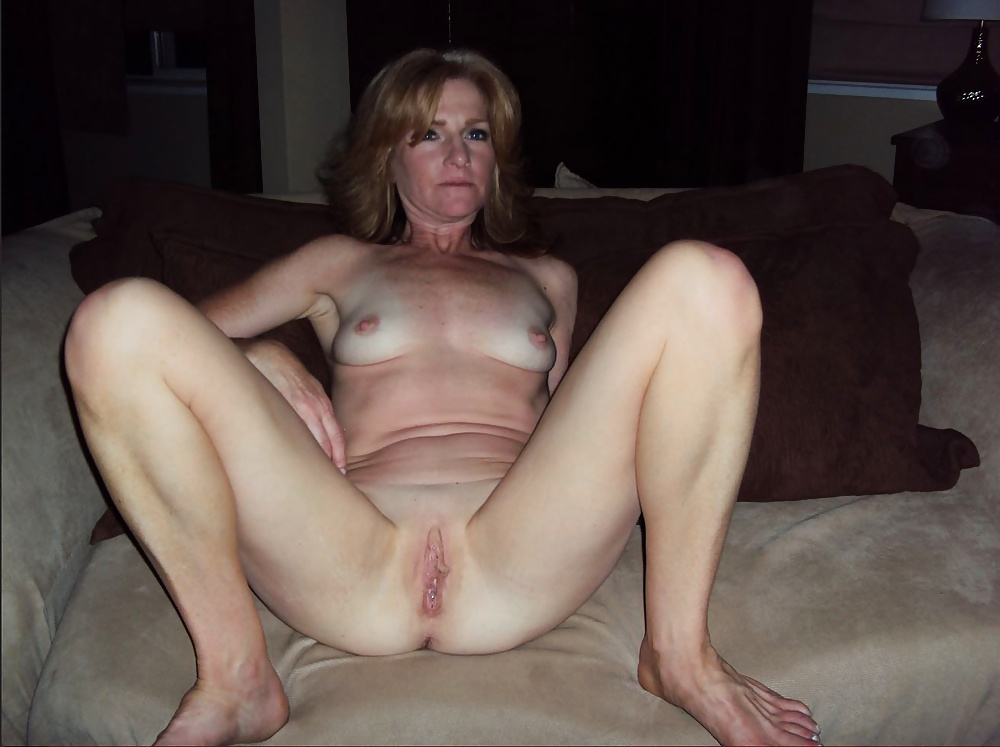 Natural busty mature women