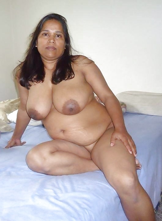Desi fat lady nude, fucking tits in park