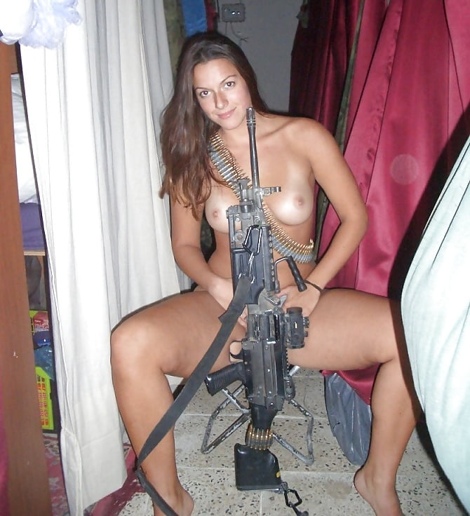 Naked girl soldiers — 9