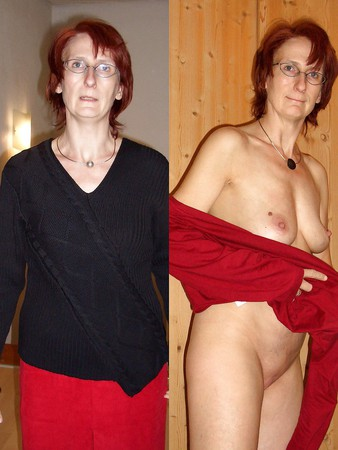 Zeigen ehefrau nackt Cuckold Wife: