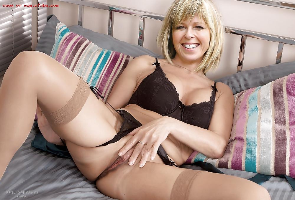 Kate garraway nude fakes