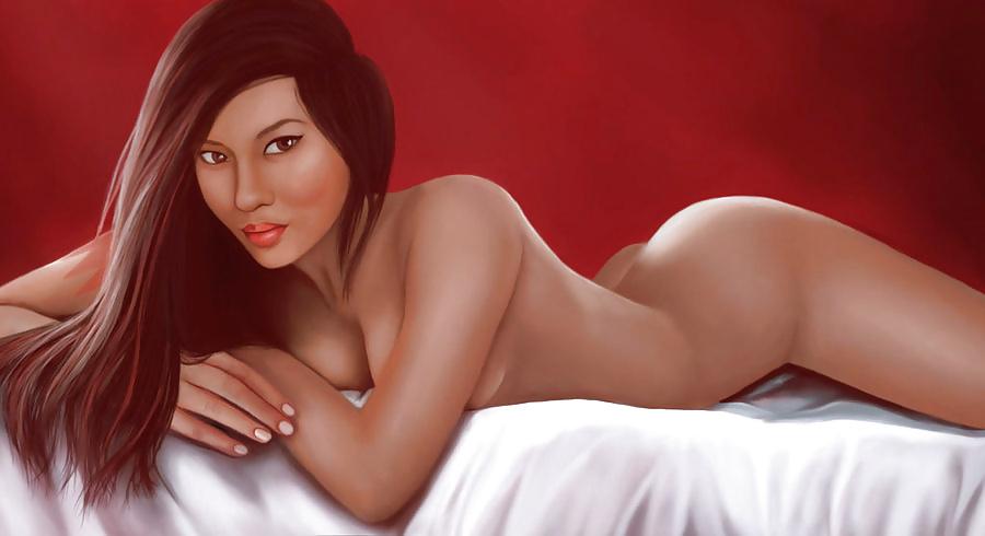 Asian thai girl iampocahontas onlyfans nude leaks