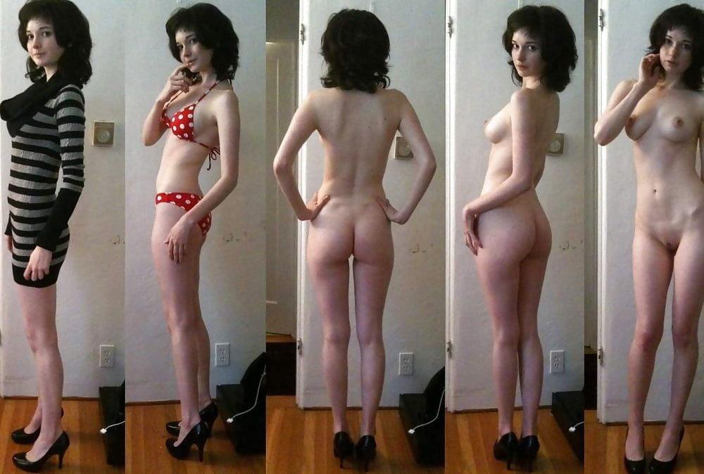 Nude revealed cherry