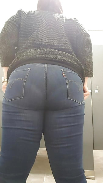 Teen jeans booty-8949